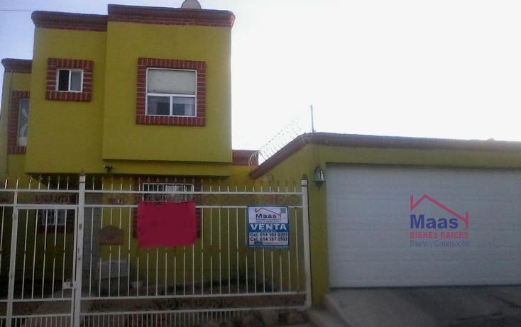 Foto de casa en venta en  , chulavista i, chihuahua, chihuahua, 1664456 No. 01