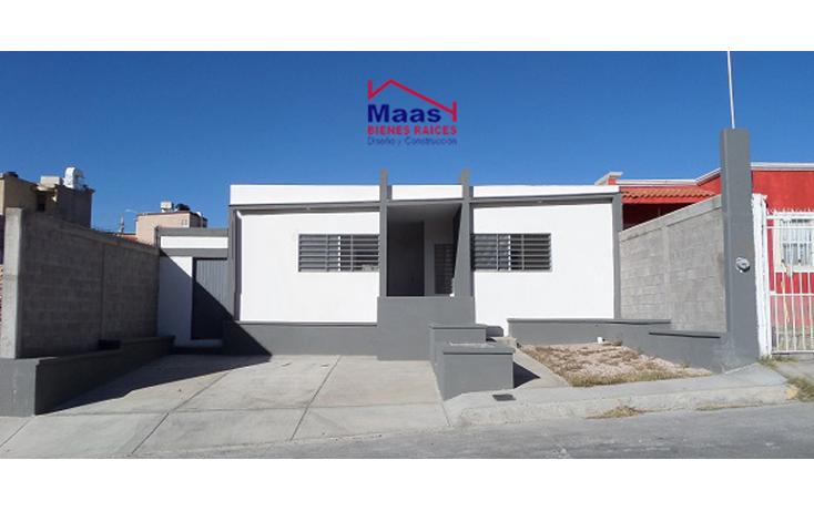 Foto de casa en venta en  , chulavista i, chihuahua, chihuahua, 1672962 No. 01