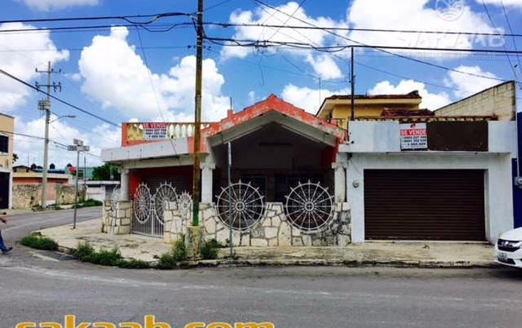 Foto de local en venta en  , chuminopolis, mérida, yucatán, 2043880 No. 01