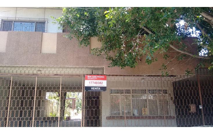 Foto de casa en venta en  , churubusco, monterrey, nuevo le?n, 2019648 No. 01
