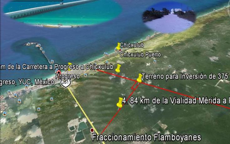 Foto de terreno habitacional en venta en  , ciénega 2000, progreso, yucatán, 1095499 No. 03