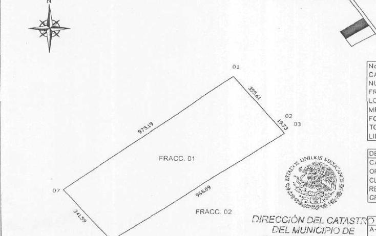 Foto de terreno habitacional en venta en  , ciénega 2000, progreso, yucatán, 1095499 No. 06