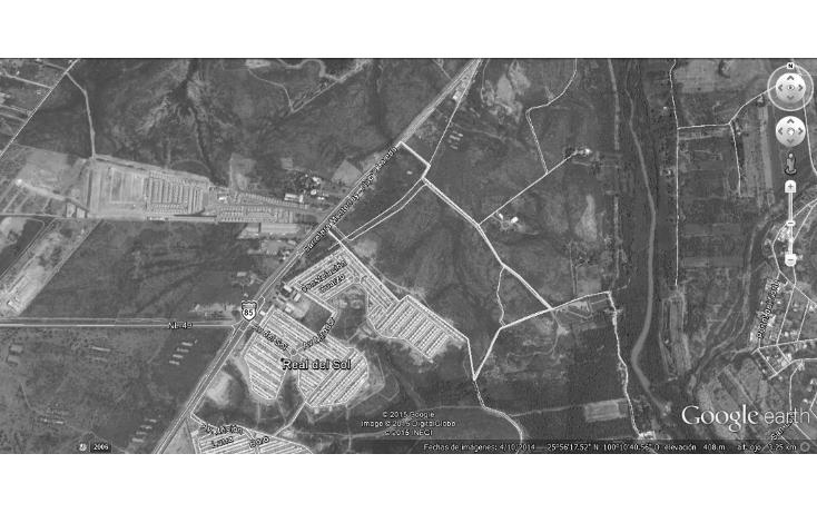 Foto de terreno industrial en venta en  , ciénega de flores centro, ciénega de flores, nuevo león, 1136741 No. 02
