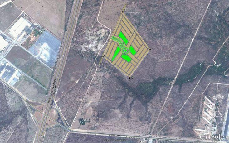 Foto de terreno industrial en venta en, ciénega de flores centro, ciénega de flores, nuevo león, 1656421 no 03