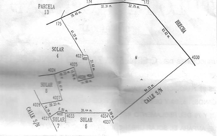 Foto de terreno habitacional en venta en  , ciénega del pedregal, guanajuato, guanajuato, 1904854 No. 01