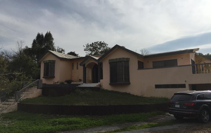 Foto de casa en venta en  , cieneguilla, santiago, nuevo le?n, 1132719 No. 01