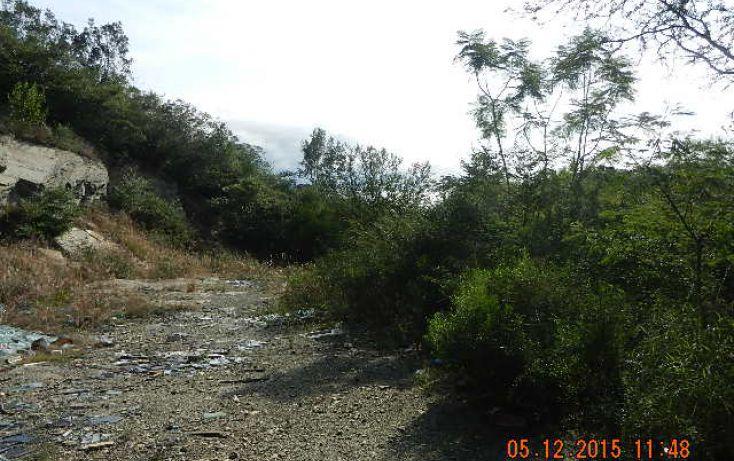 Foto de terreno habitacional en venta en, cieneguilla, santiago, nuevo león, 1463499 no 02
