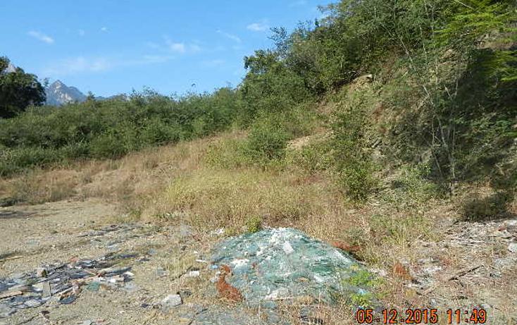 Foto de terreno habitacional en venta en  , cieneguilla, santiago, nuevo le?n, 1463499 No. 10