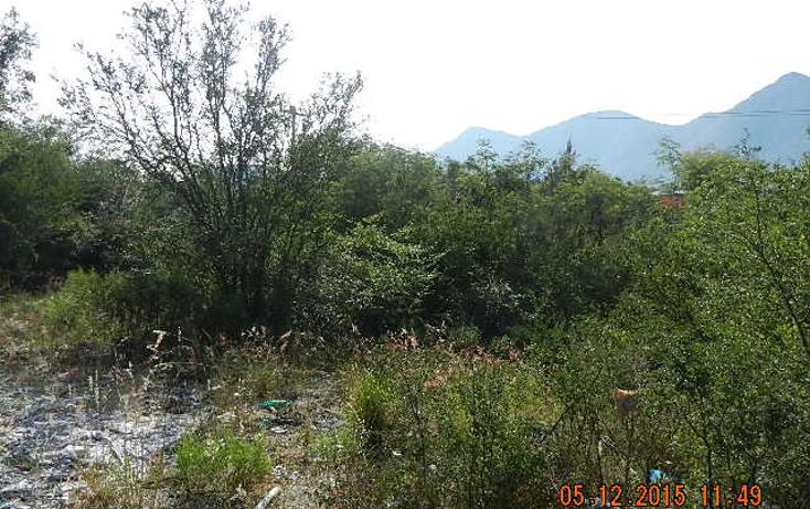Foto de terreno habitacional en venta en  , cieneguilla, santiago, nuevo le?n, 1463499 No. 12