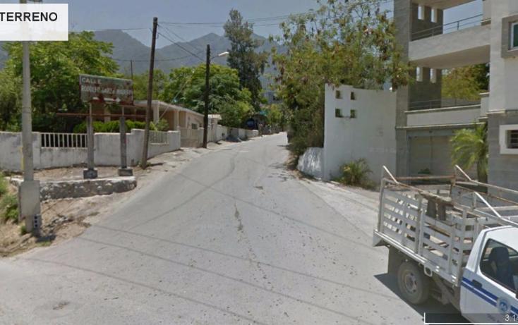 Foto de terreno habitacional en venta en  , cieneguilla, santiago, nuevo león, 1610420 No. 01