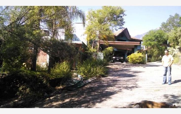 Foto de rancho en venta en  , cieneguilla, santiago, nuevo león, 628385 No. 06