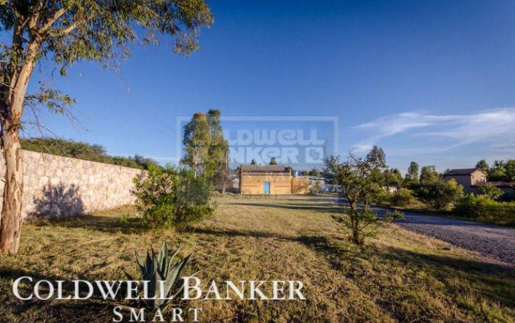 Foto de terreno habitacional en venta en cieneguita, la aurora, san miguel de allende, guanajuato, 611529 no 01