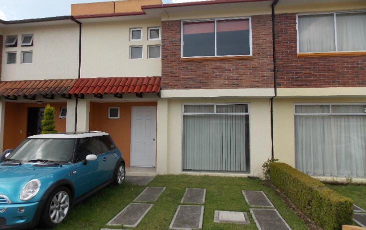 Foto de casa en renta en  , científicos, toluca, méxico, 1296853 No. 01