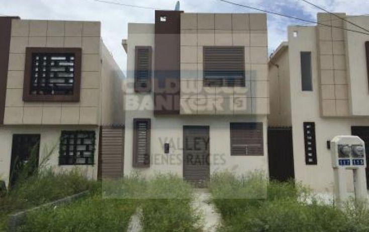 Foto de casa en renta en cilantros 117, villa florida, reynosa, tamaulipas, 1014715 no 01