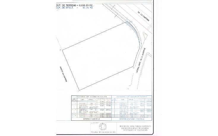 Foto de terreno comercial en venta en  , cima comercial, chihuahua, chihuahua, 1499365 No. 03
