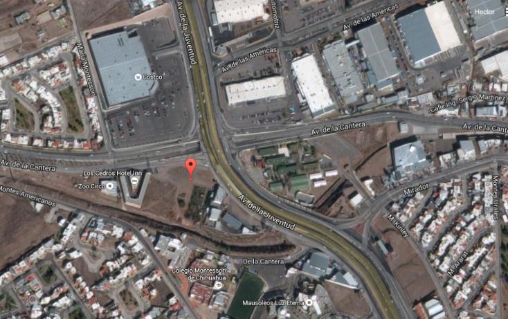 Foto de terreno comercial en venta en  , cima comercial, chihuahua, chihuahua, 1499365 No. 04