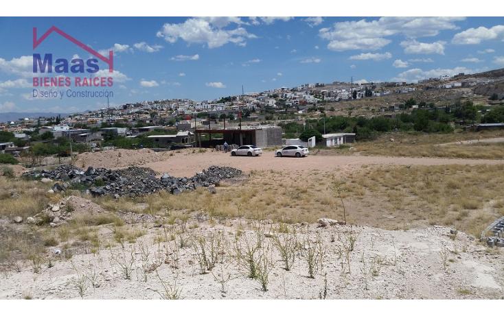 Foto de terreno comercial en venta en  , cima de la cantera, chihuahua, chihuahua, 1661506 No. 01