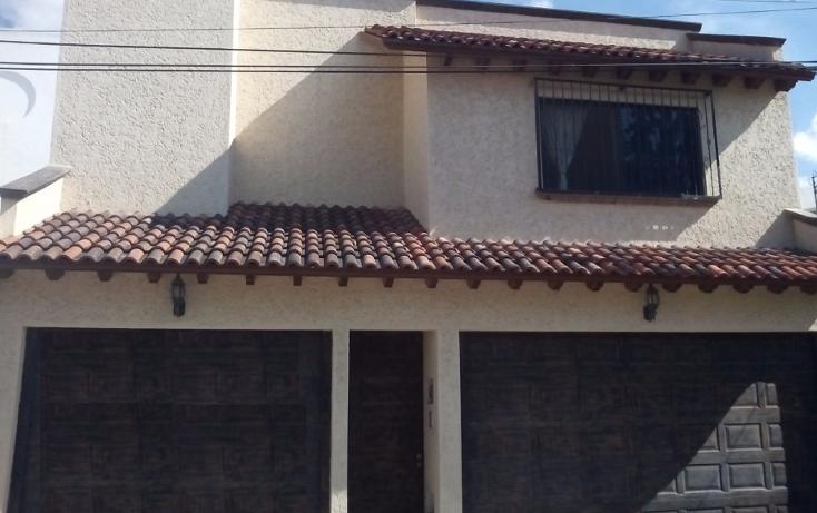 Foto de casa en venta en  , cimatario, quer?taro, quer?taro, 1244483 No. 01