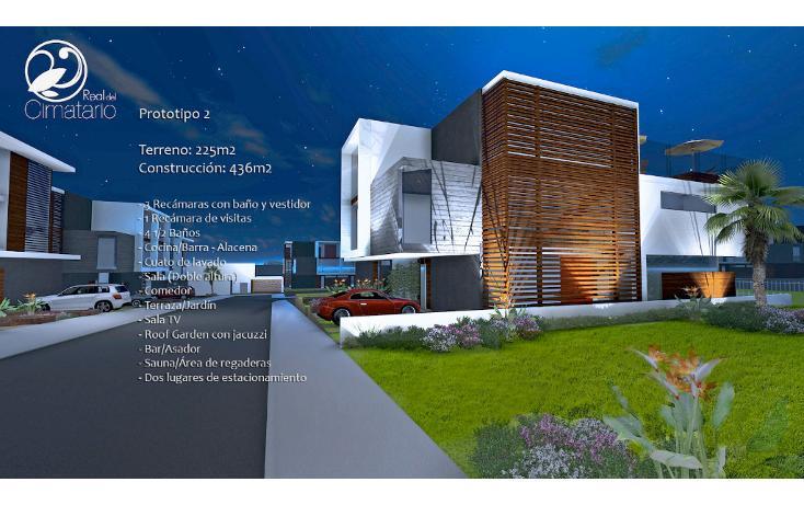 Foto de casa en venta en  , cimatario, querétaro, querétaro, 1386717 No. 05