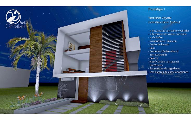 Foto de casa en venta en  , cimatario, querétaro, querétaro, 1386717 No. 06