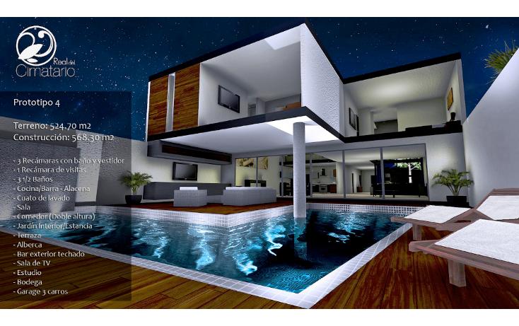 Foto de casa en venta en  , cimatario, querétaro, querétaro, 1386717 No. 08