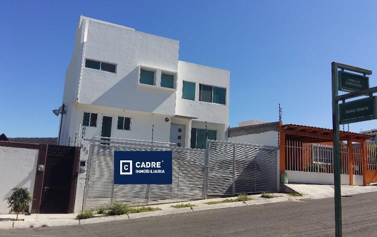 Foto de casa en renta en  , cimatario, querétaro, querétaro, 1503215 No. 01