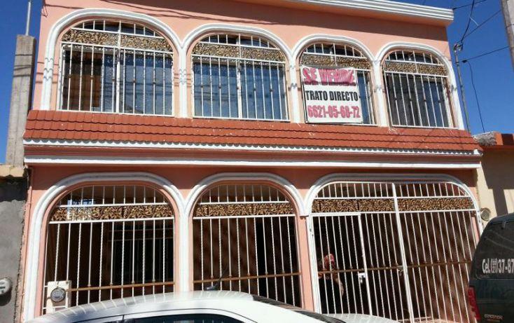 Foto de casa en venta en cina espinada 35, nuevo hermosillo, hermosillo, sonora, 1701954 no 01