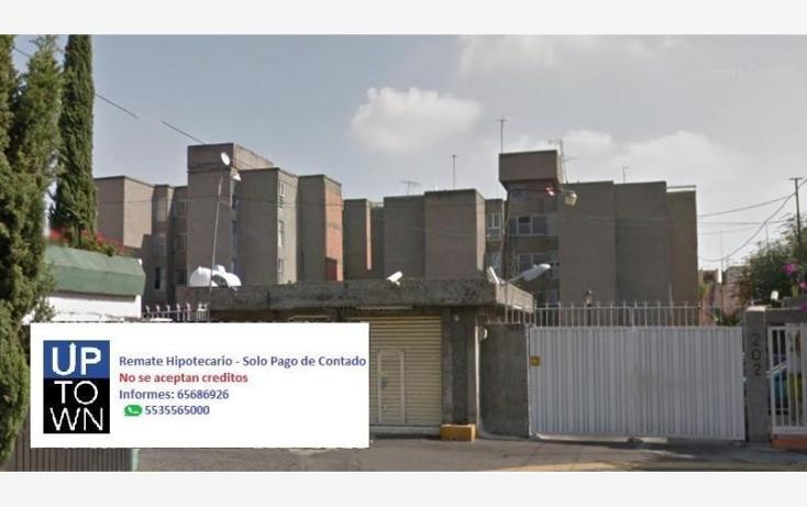 Foto de departamento en venta en cine mexicano 202, lomas estrella, iztapalapa, distrito federal, 0 No. 01