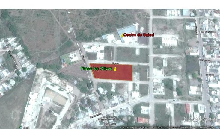 Foto de terreno habitacional en venta en  , infonavit los naranjos, rioverde, san luis potosí, 1485263 No. 02