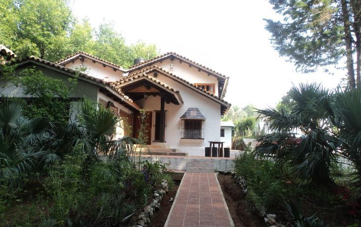 Foto de casa en venta en cipres , los alcanfores, san cristóbal de las casas, chiapas, 1877586 No. 01