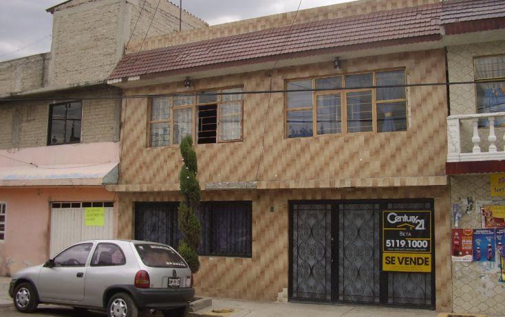 Foto de casa en renta en ciprés, viveros de xalostoc, ecatepec de morelos, estado de méxico, 1698300 no 01
