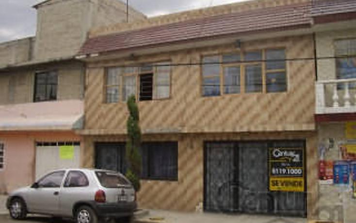 Foto de casa en venta en cipres , viveros de xalostoc, ecatepec de morelos, méxico, 489280 No. 01