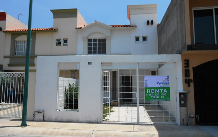 Foto de casa en renta en  , cipreses, salamanca, guanajuato, 1280395 No. 01