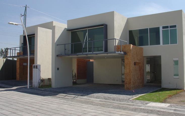 Foto de casa en venta en  , cipreses  zavaleta, puebla, puebla, 456334 No. 01