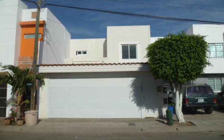 Foto de casa en venta en  3208, villas del rio, culiacán, sinaloa, 1977516 No. 01