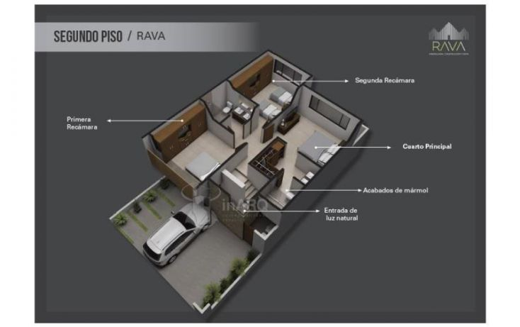 Foto de casa en venta en circuito agaves 2, residencial el refugio, querétaro, querétaro, 1979662 no 04