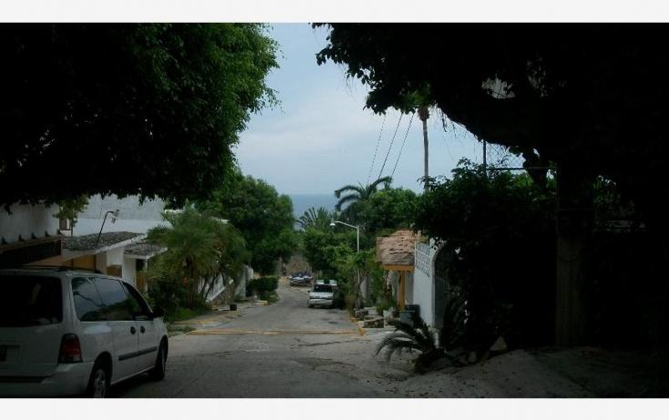 Foto de terreno habitacional en venta en circuito amado nervo 27, magallanes, acapulco de juárez, guerrero, 385094 no 03