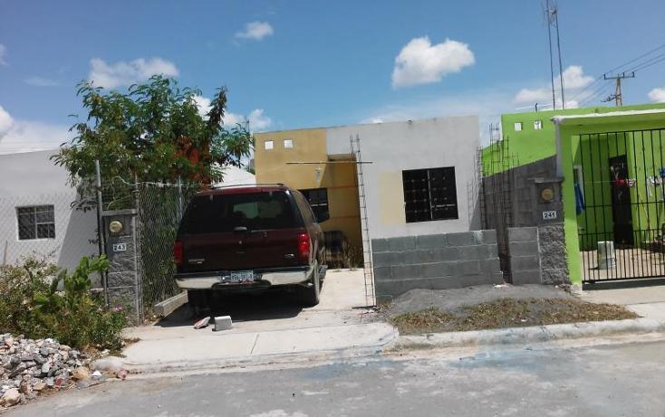 Foto de casa en venta en circuito arrayan 241, los almendros, reynosa, tamaulipas, 1320207 No. 01
