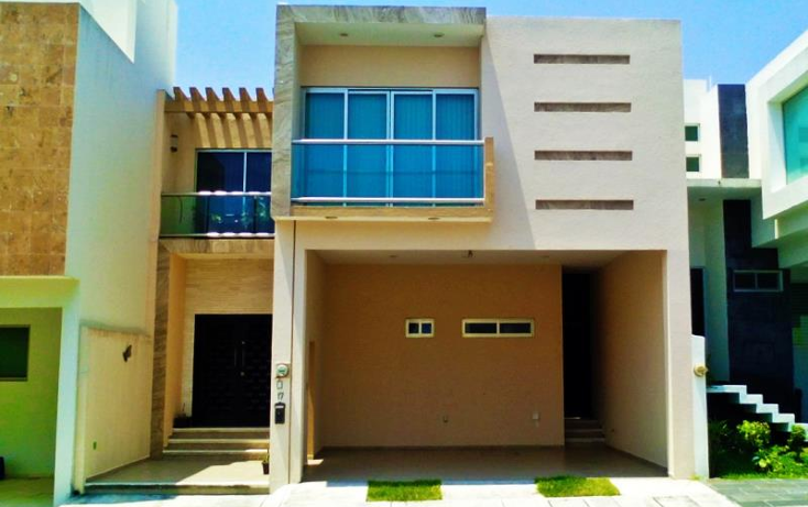 Foto de casa en renta en  17, lomas del sol, alvarado, veracruz de ignacio de la llave, 704943 No. 01
