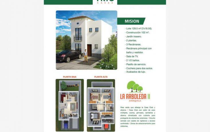Foto de casa en venta en circuito de las peñas 001, azteca, querétaro, querétaro, 1822726 no 01