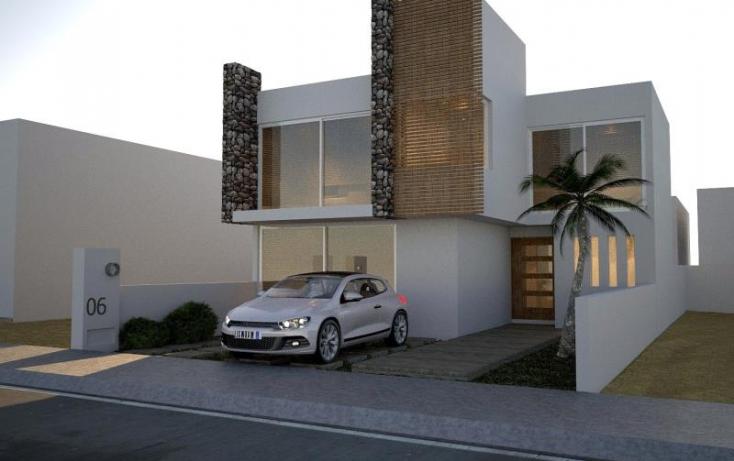 Foto de casa en venta en circuito de los lagos, azteca, querétaro, querétaro, 776737 no 01