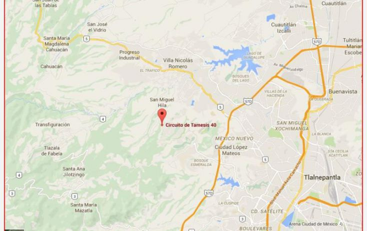 Foto de casa en venta en circuito de tamesi, condado de sayavedra, atizapán de zaragoza, estado de méxico, 2027116 no 03