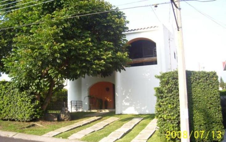 Foto de casa en renta en circuito del hombre 23, lomas de cocoyoc, atlatlahucan, morelos, 443776 No. 01