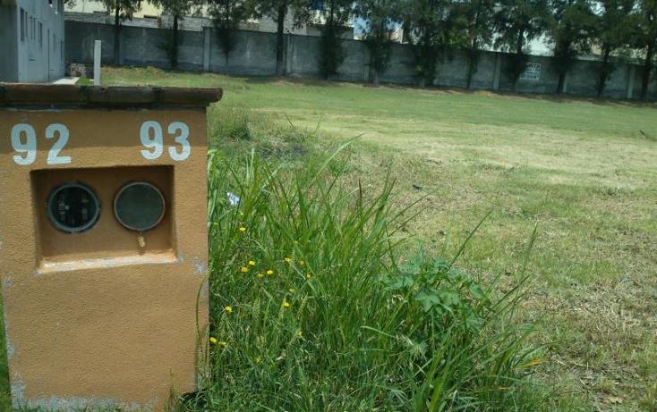 Foto de terreno habitacional en venta en circuito erandeni 93, club campestre, morelia, michoac?n de ocampo, 1038057 No. 03