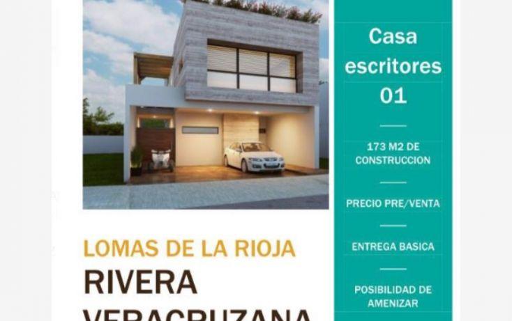 Foto de casa en venta en circuito escritores 16, vista hermosa, alvarado, veracruz, 1995648 no 01
