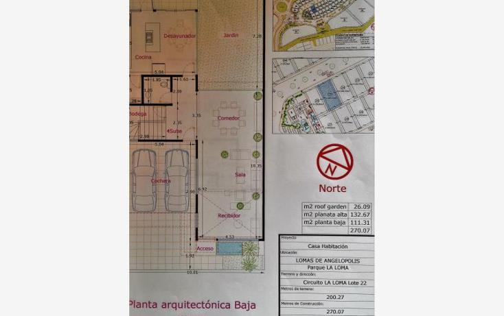Foto de casa en venta en circuito la loma 27, san andr?s cholula, san andr?s cholula, puebla, 1428071 No. 02