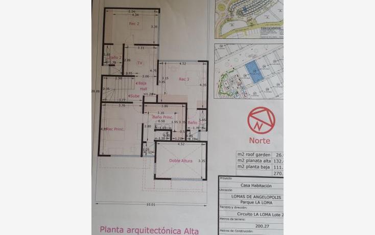 Foto de casa en venta en circuito la loma 27, san andr?s cholula, san andr?s cholula, puebla, 1428071 No. 03