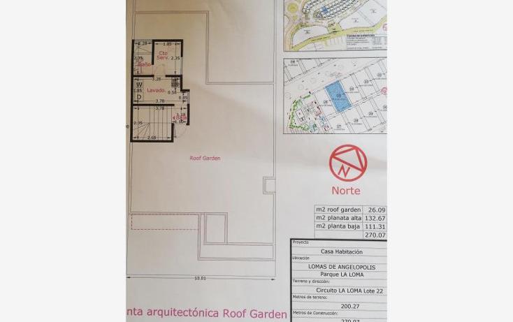 Foto de casa en venta en circuito la loma 27, san andr?s cholula, san andr?s cholula, puebla, 1428071 No. 04