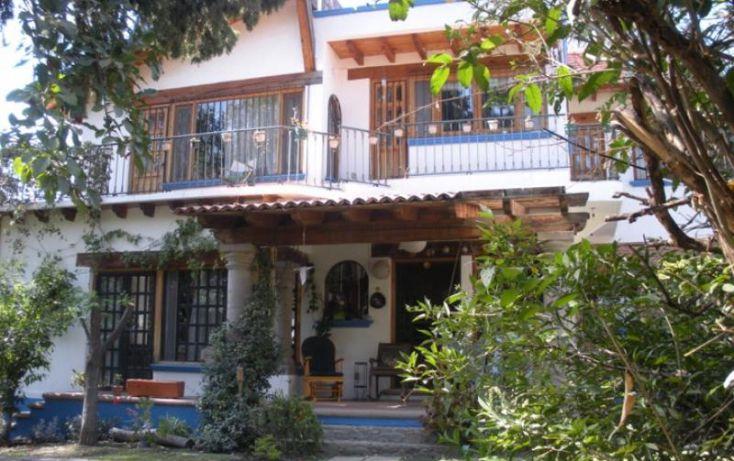 Foto de casa en venta en circuito la rica 292, azteca, querétaro, querétaro, 992673 no 01