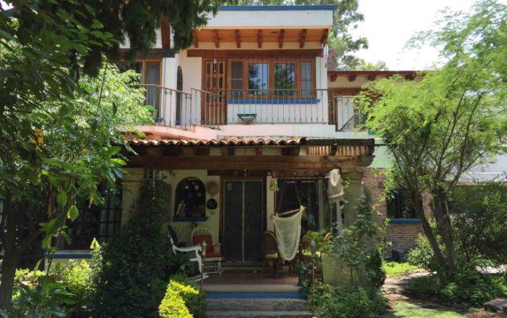 Foto de casa en venta en circuito la rica 292, azteca, querétaro, querétaro, 992673 no 02